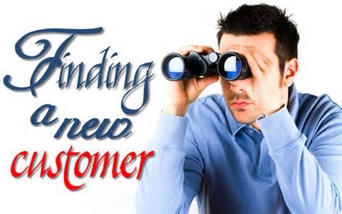 Find new customers online