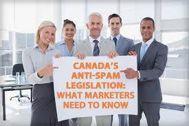 Anti spam law July 1, 2014