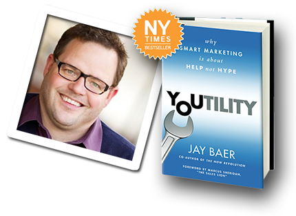 Jay Baer and Utility