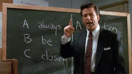 Always be closing