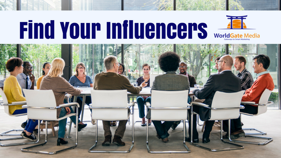 Find Your Influencers