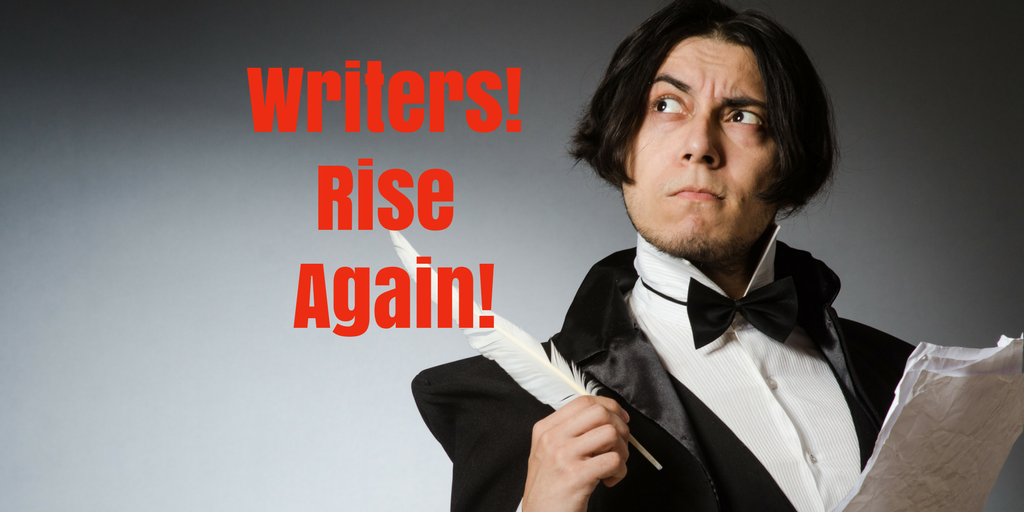 Rise of the Writer